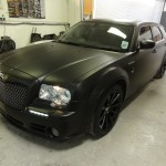 Hemi V8 Chrysler 300 – full body wrap and customization
