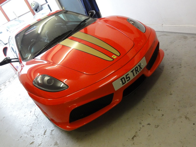 Ferrari F430 - Professionally Tinted Windows in Wembley