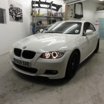 BMW 335i M-sport convertible – styling customization