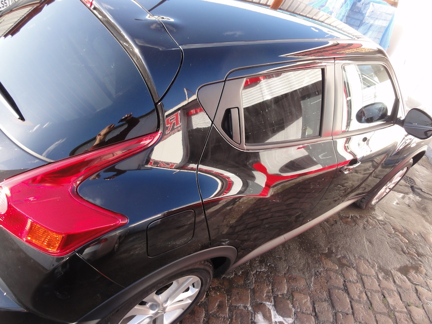 Blog Nissan Juke after Dent Damage Repair