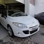 Renault Megane Bumper Job