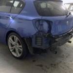 BMW 1M respray
