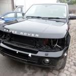Range Rover Sport bumper repair