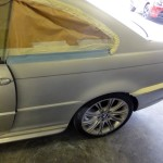 BMW E46 body repairs