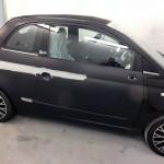 Fiat 500 Gucci respray