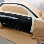 Fiat 500 Gucci smart repair