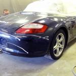 porsche boxter s full car polish