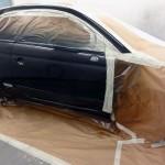 Fiat 500 Gucci body work