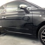 Fiat 500 Gucci body repairs