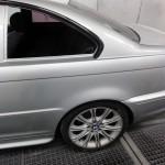BMW E46 car resprays