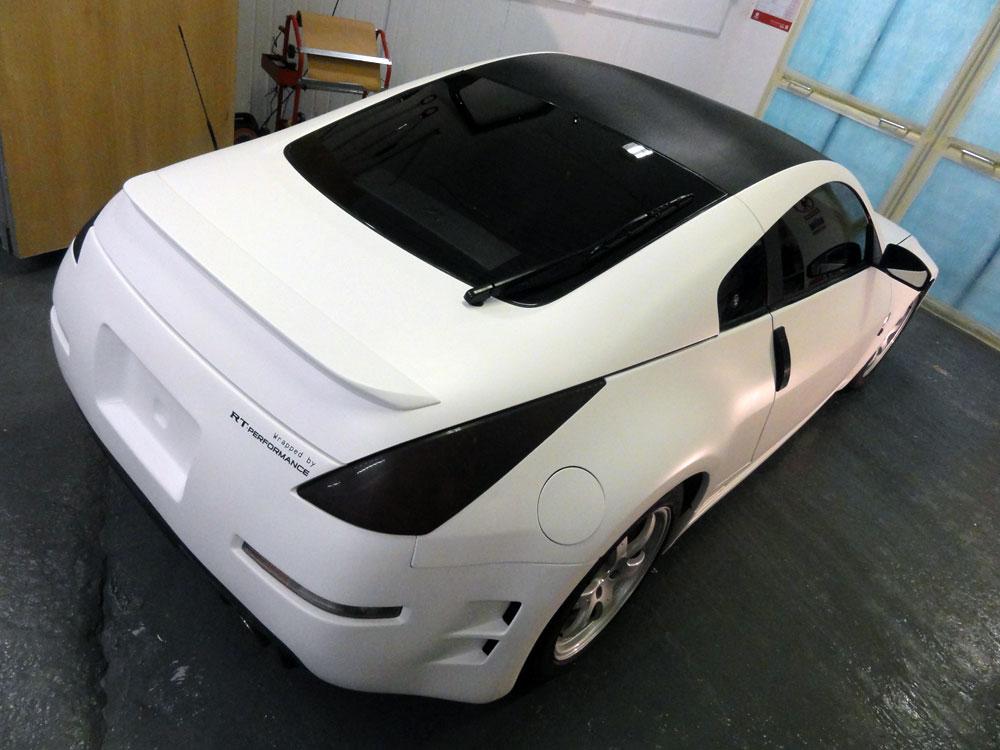 350z-matte-white-exterior-tuning1