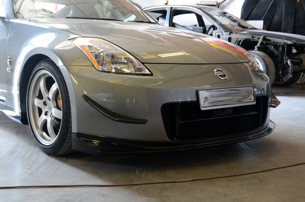 350z-nismo-front-bumper-cannards