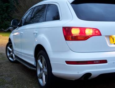 Audi Q7 by London's RT-Performance bodyshop