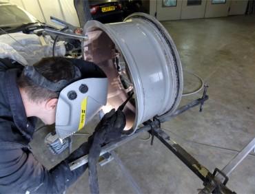 alloy refurbishment in london