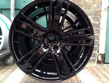 alloy wheel paint