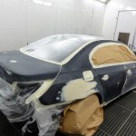 bmw 5 series m5 car respray london