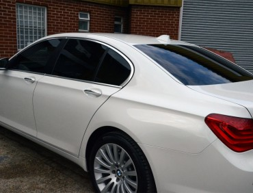 bmw f10 window tining in london