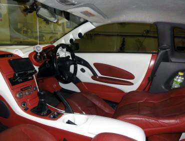 interior dashboard customization RT Performance