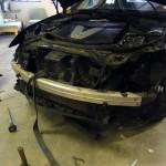 mercedes cls accident repair