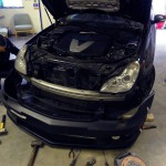 mercedes cls body kit