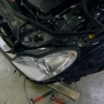 mercedes cls body repair
