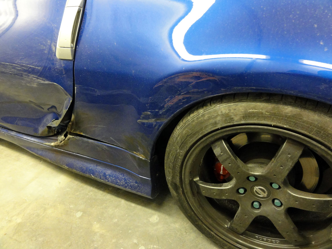 nissan-accident-repairs-in-london-at-rt-performance