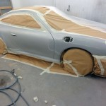 porsche 996 accident repair