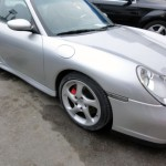 porsche 996 car body repairs london