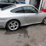 porsche 996 accident repair centre